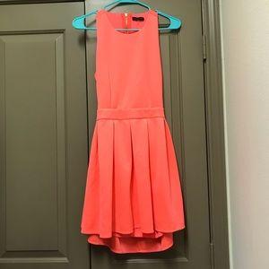 Dresses & Skirts - Bright Peach Dress